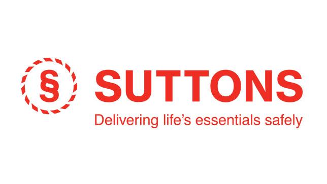 Global logistics supplier Suttons announces new brand identity