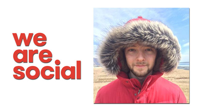 We Are Social appoints Sam Cox as senior creative technologist