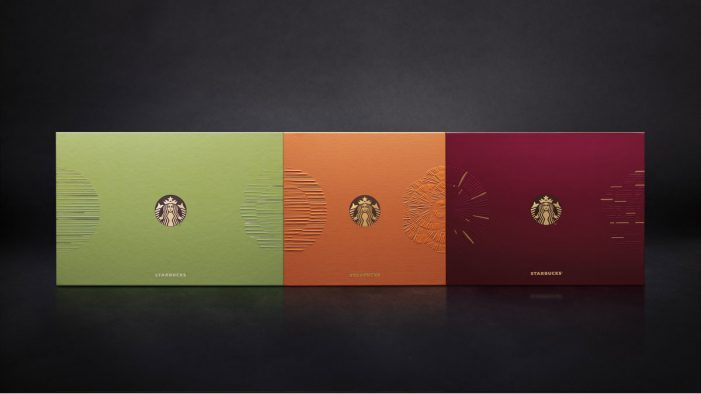 Design Bridge Shanghai Create Disruptive Design for Starbucks Mooncakes