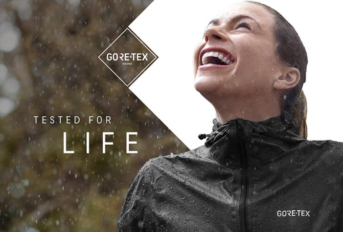 "GORE-TEX brand celebrates passion with ""Tested For Life"" campaign"