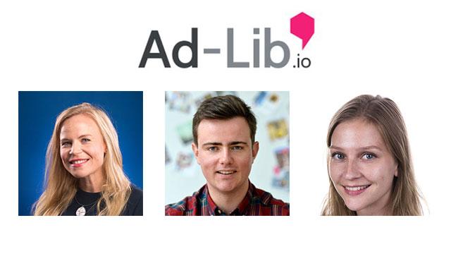 Creative tech startup Ad-Lib makes strategic hires to manage phenomenal growth