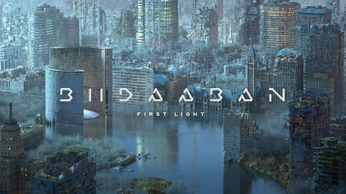 Jam3 brings Biidaaban: First Light film to life with a VR installation in Nathan Phillips Square