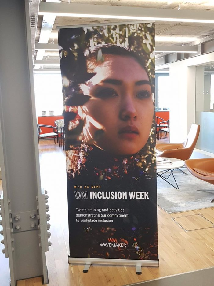 Wavemaker Helps to Raise Awareness of Workplace Inclusion