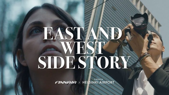 Mirum and TBWA\Helsinki unveil 'East And West Side Story' film for Finnair and Helsinki Airport