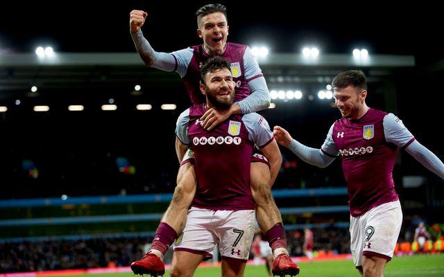 Great State win Aston Villa brief