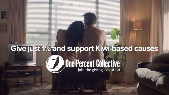 Sweetshop highlights the pros of giving 1% in new branding video for the One Percent Collective