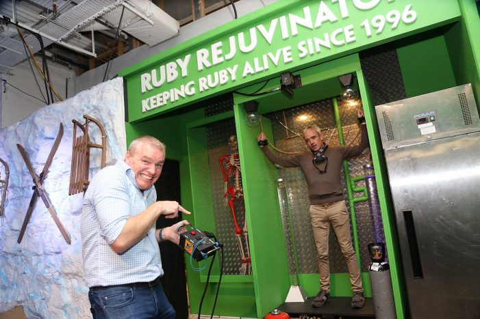 Paddy Power opens 'Museum of Mischief' in Dublin to mark their 30th Birthday