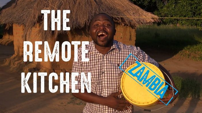 WaterAid unveils Remote Kitchen series & Flow TV to show different side of its work & engage new audiences