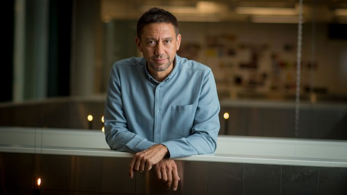 Guillermo Vega joins Saatchi & Saatchi London as Chief Creative Officer