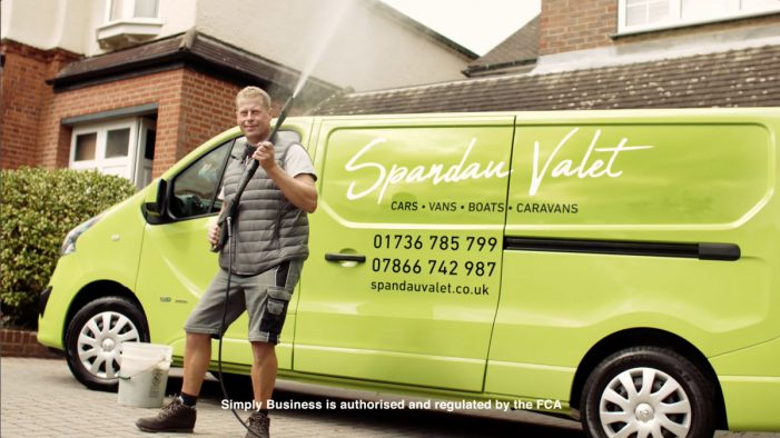 Truant creates 'You Name It, We Insure It'' campaign for Simply Business