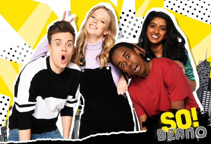 SKY KIDS dial up original content with new TV show inspired by Beano and the kids of the UK