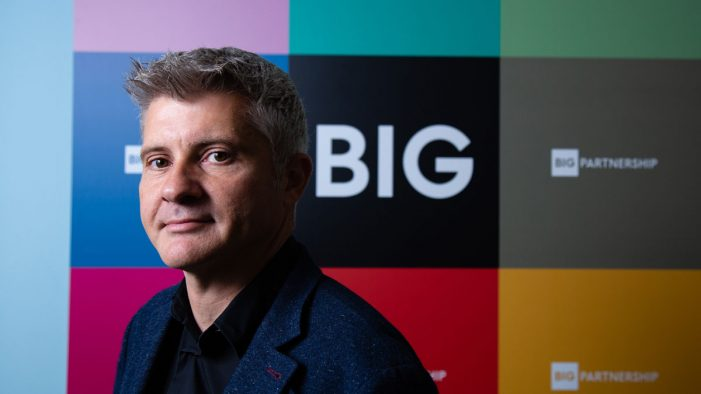 BIG Partnership appoint Steven Hill as creative director