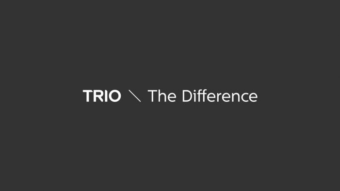 Deuce Studio created new brand identity and website for Trio Properties