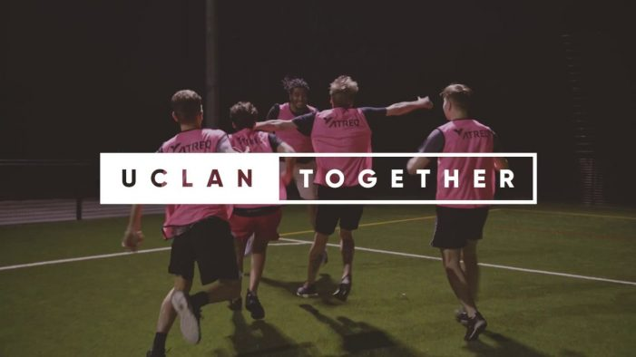 UCLan launches 'Together' recruitment campaign via Access