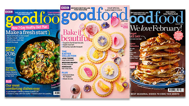 Immediate Media Co acquires BBC Good Food from BBC Studios