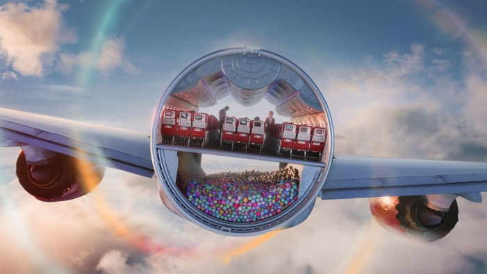 Virgin Holidays and Virgin Atlantic set to soar with multi-million pound brand refresh