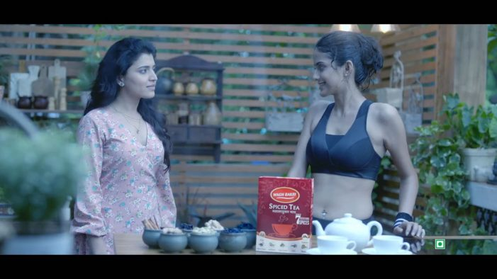 Wagh Bakri adds spice to India's health drive in new campaign