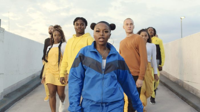 Barclaycard collaborates with British rapper Nadia Rose to inspire people to 'Start Today'