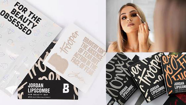 MERó creates Instagramable packaging design for Beauty Bay