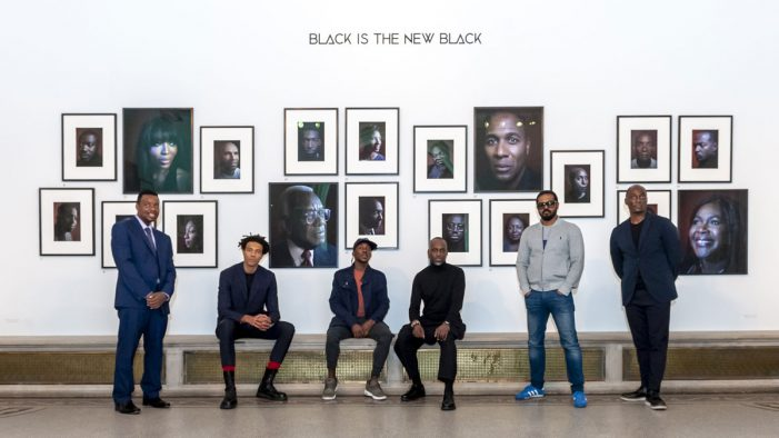 AR app brings portraits to life in new display celebrating black British achievement today
