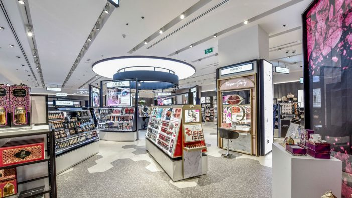 Bourjois goes live in Dubai Lifestyle store via The Yard Creative