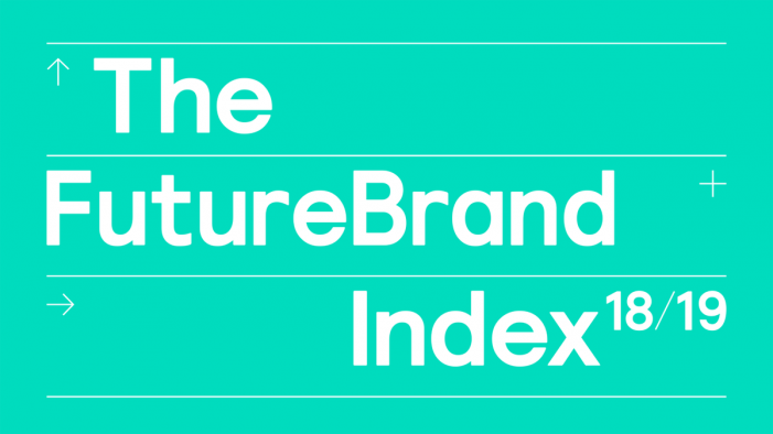 FutureBrand Index 2018: World's 100 largest brands ranked according to their futureproof factor