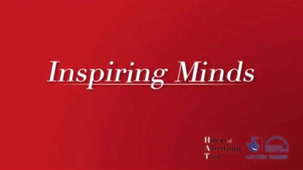 HAT launches 'Inspiring Minds' project to celebrate the golden age of advertising