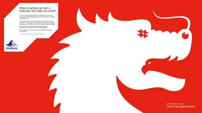 LIDA launches EMEA-wide brand campaign for Invesco