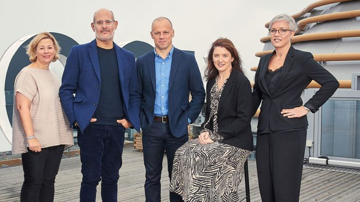 Ogilvy UK debuts new leadership team