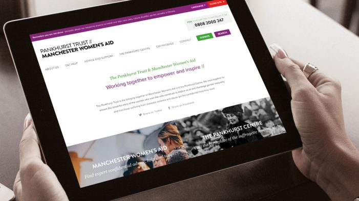 Pankhurst Trust marks centenary of vote with new site by Access