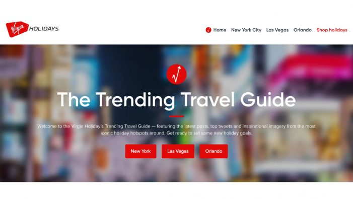 New online platform recommends travel hotspots, curated by social media post