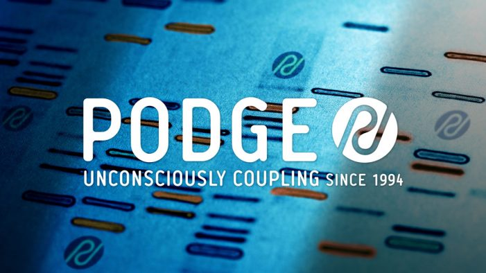 Lab develops 'Unconsciously Coupling' creative concept and visual identity for Digital Podge