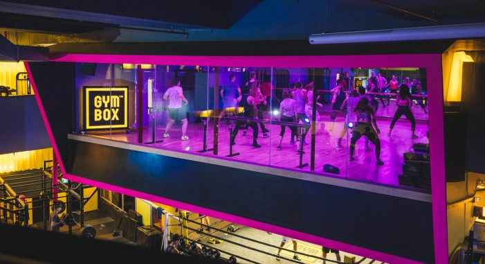 Gymbox appoints Quiet Storm as lead creative agency