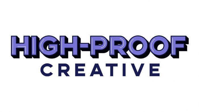 New Marketing Agency, High-Proof Creative Launches for Craft Beverage Industry