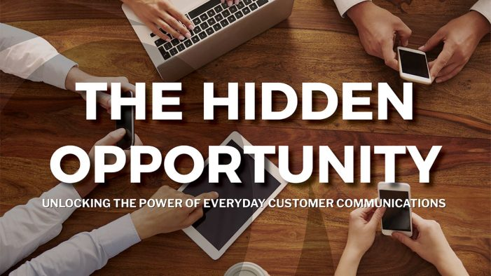 New report by Opus Trust Marketing unveils the hidden opportunity of customer correspondence