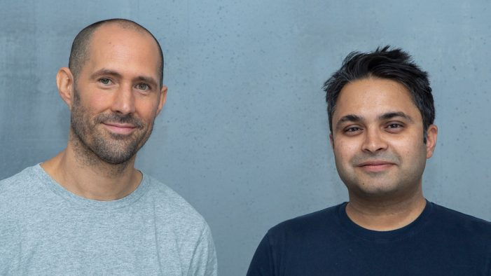 McCann London promotes Sanjiv Mistry and Jamie Mietz to Executive Creative Directors