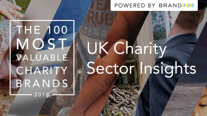 New league table ranks UK's top 100 most valuable charity brands