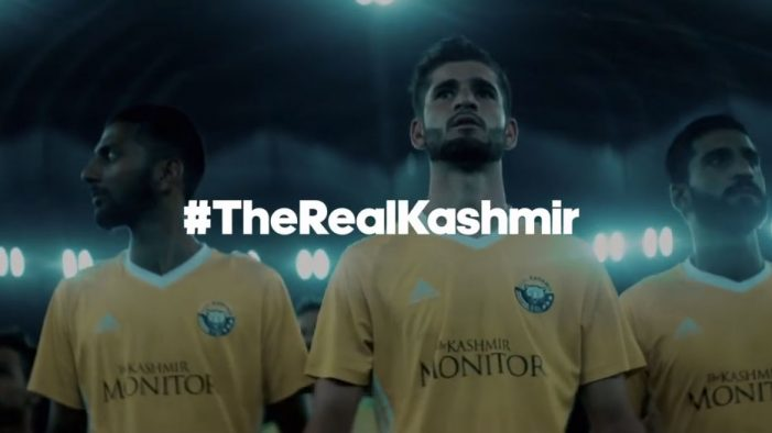 Real Kashmir FC celebrates the 'Real' Kashmir in new film, created by Cheil India