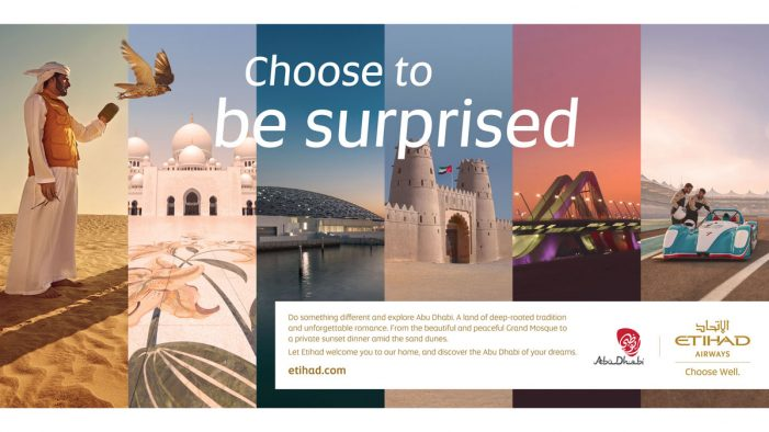 BBD Perfect Storm develops new 'Choose Well' brand platform for Etihad Airways