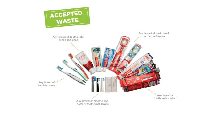 Colgate launches UK recycling solution for oral care products and packaging