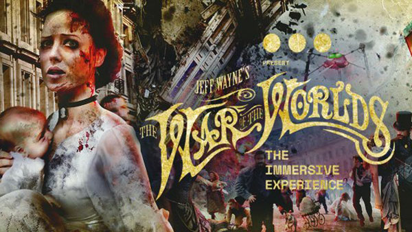 Kallaway win brief to launch Jeff Wayne's The War of the Worlds: The Immersive Experience