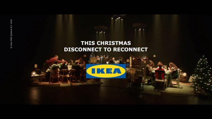 This Christmas IKEA Invites Customers to Disconnect in New Campaign