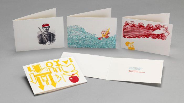 LIDA's Christmas cards spotlight 'uncelebrated greatness'
