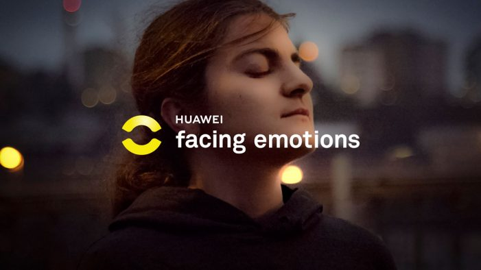 HUAWEI's new app uses AI to help the blind 'see' emotions through the power of sound