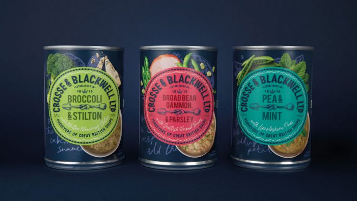 BrandOpus' Rebrand for Crosse & Blackwell Celebrates the Perfect Partnership