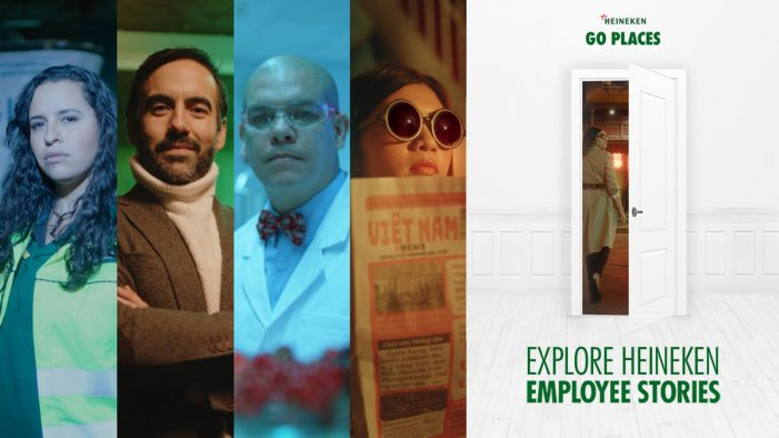 HEINEKEN Taps into Talent Around the World for Go Places 2.0