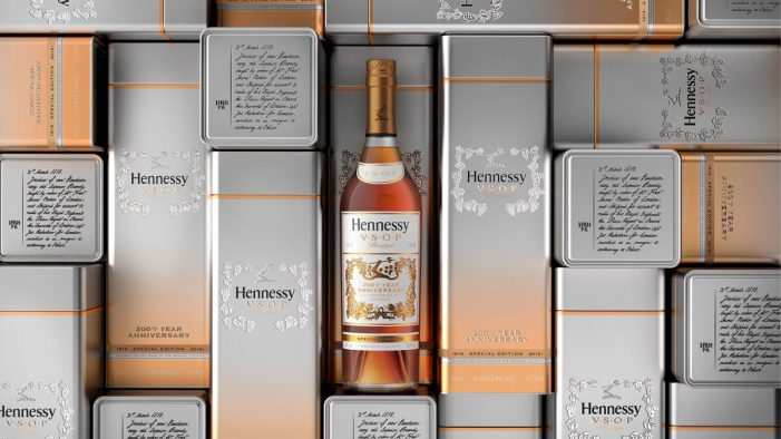 Butterfly Cannon Blend the Past with the Future to Design the Hennessy VSOP Privilège 200th Anniversary Limited-Edition
