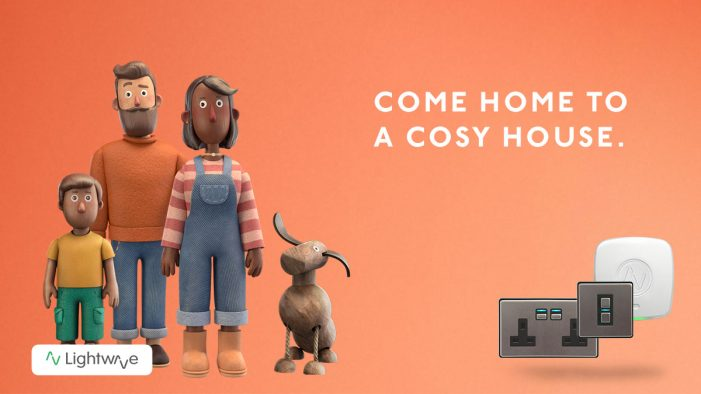 Mr B & Friends creates smart animations for Lightwave brand campaign