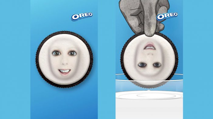 OREO Teams with Snapchat for European Push as it Invites People to Show their Playful Side