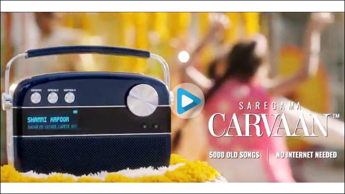 The Womb positions Saregama Carvaan as the perfect wedding gift in new campaign
